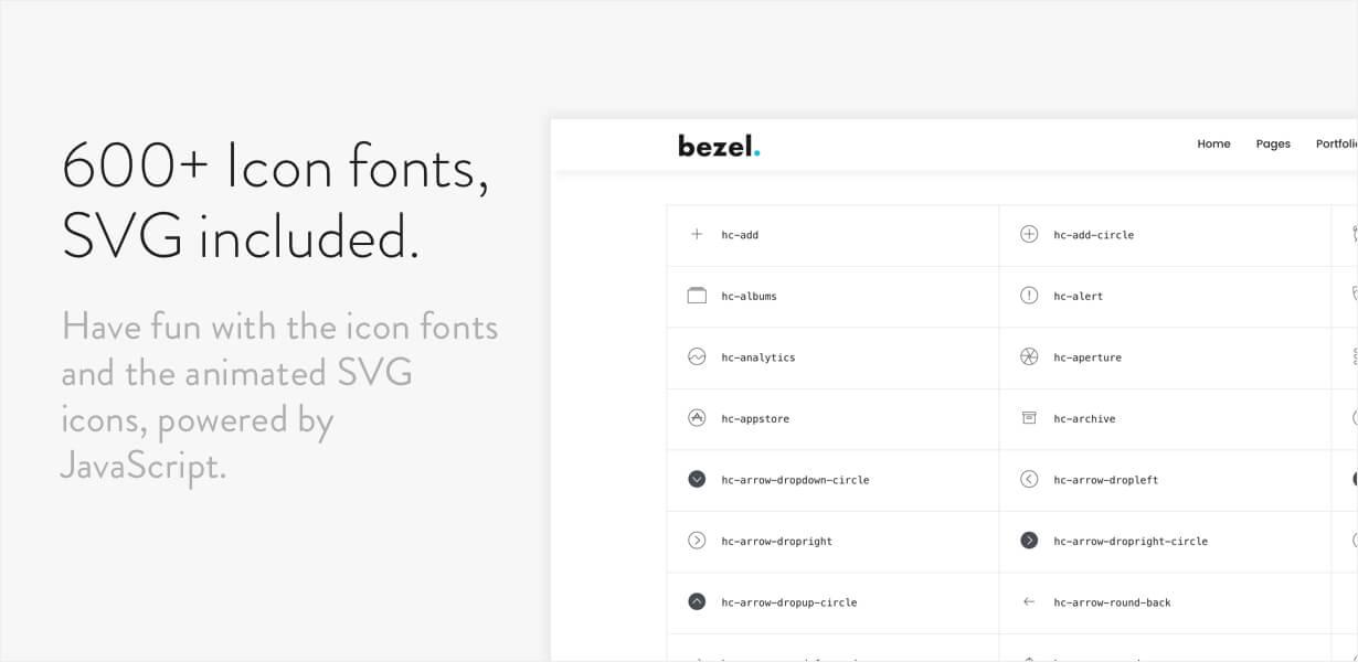 Bezel - Creative Multi-Purpose WordPress Theme - 13