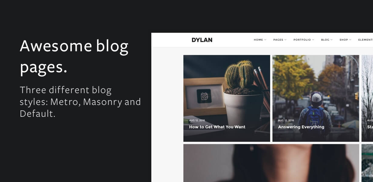 Dylan - Responsive Multi-Purpose Joomla Template - 3