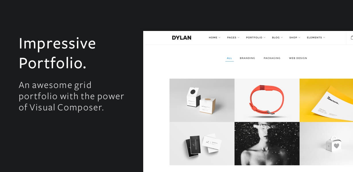 Dylan - Responsive Multi-Purpose WordPress Theme by HodyLab ...